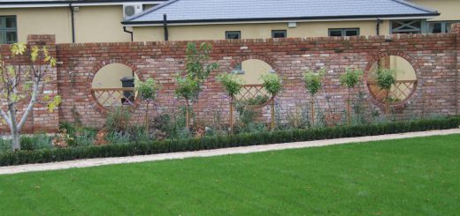 garden wall capping makers follow market