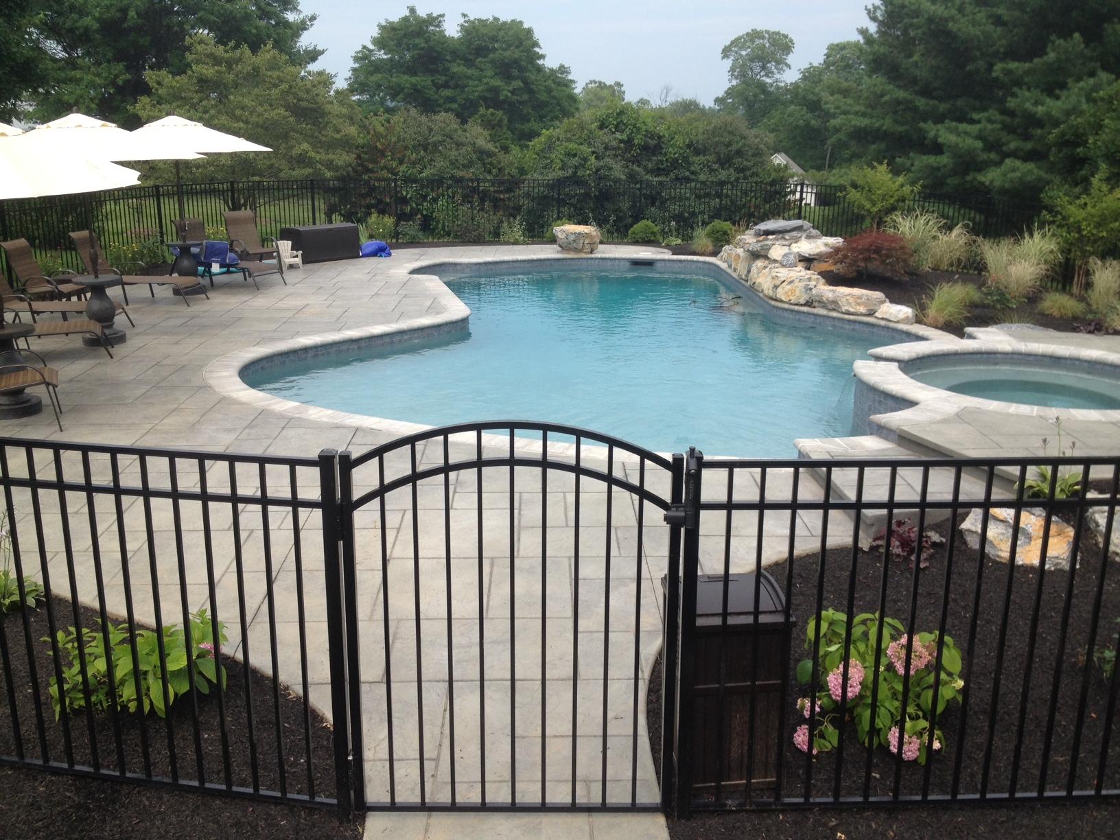 aluminium pool fencing sydney