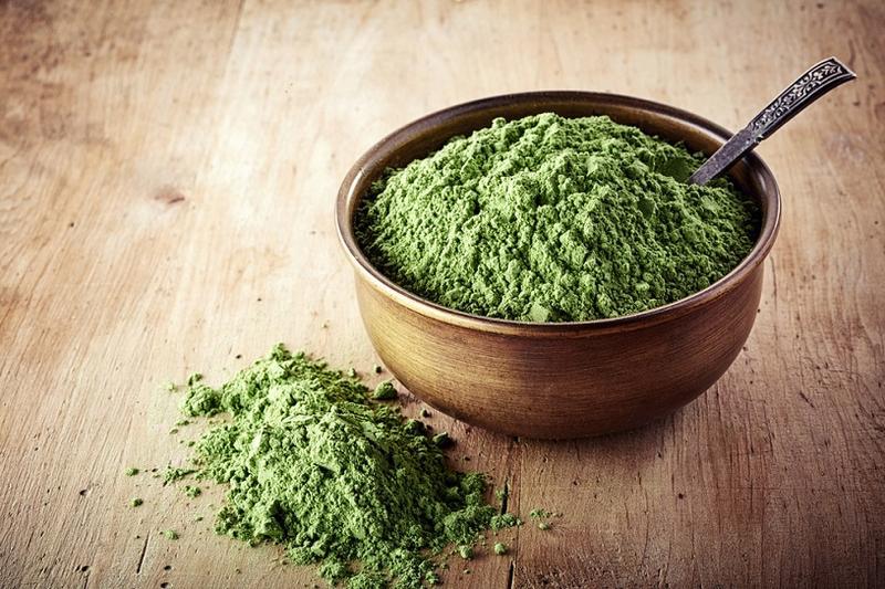 superfood greens, fat burner powder