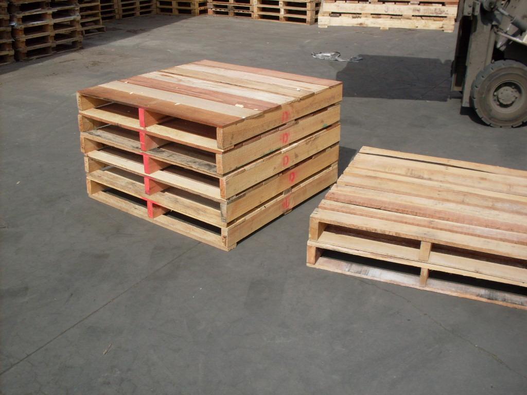 hardwood pallets for sale